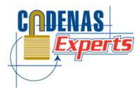 Cadenas Experts - Logo