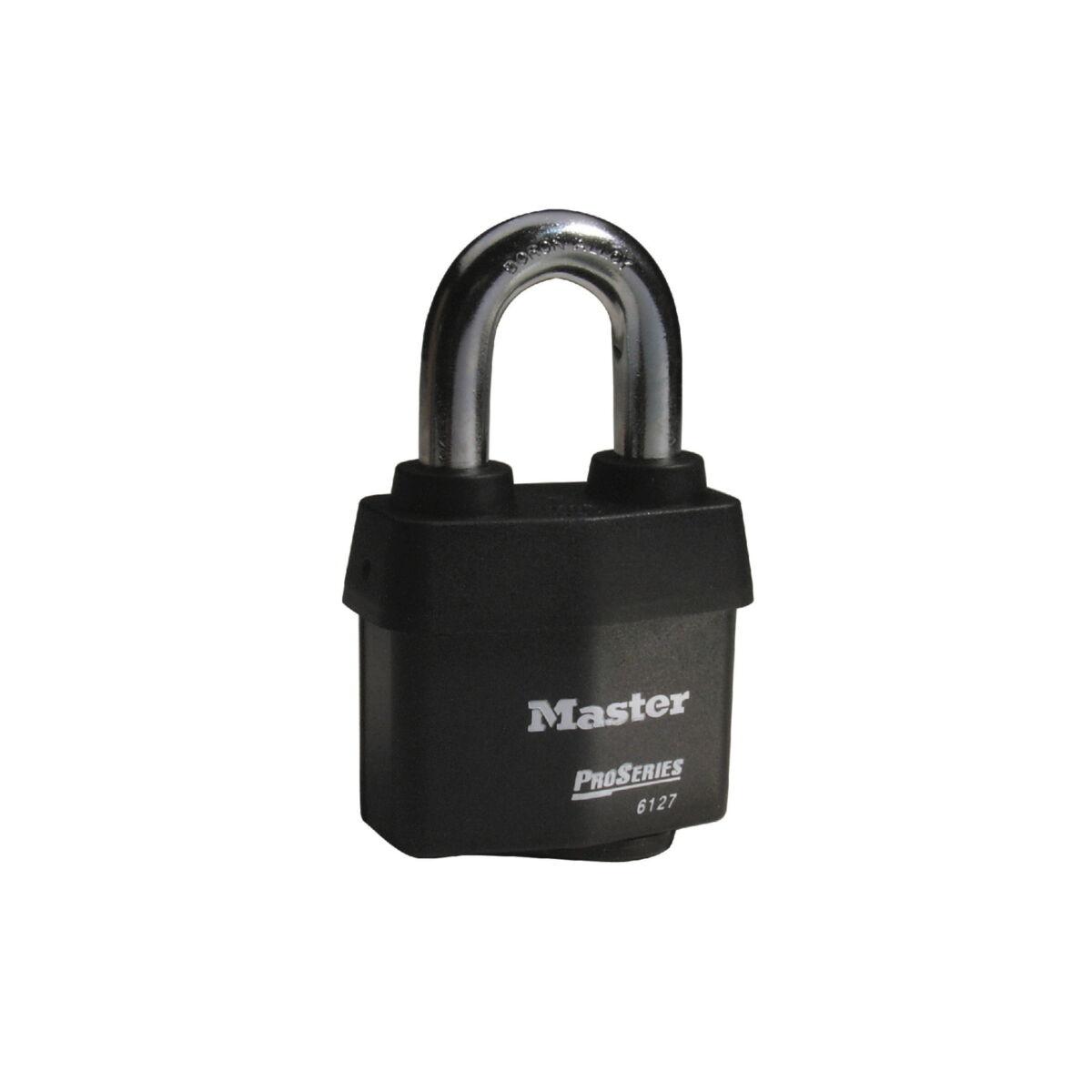 MASTER Pro-Series 6127 – 6127LH – 6127LJ cadenas anti-intempéries